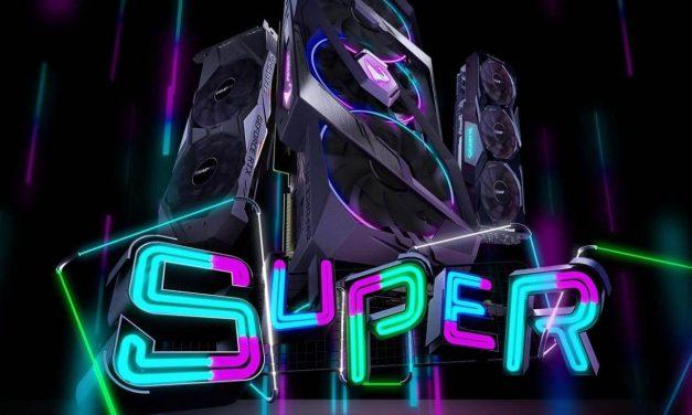 NP: GIGABYTE presenta la serie de tarjetas gráficas GeForce RTX 20 SUPER