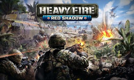 NP: Heavy Fire: Red Shadow – ya disponible