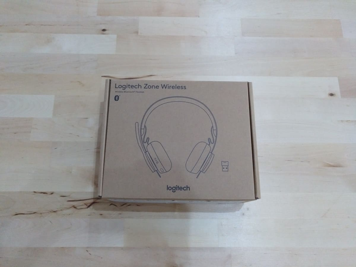 Review auriculares Logitech Zone Wireless