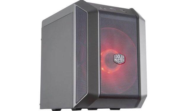 NP: Cooler Master presenta su nueva MasterCase H100