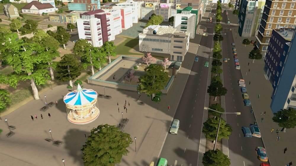 NP: Cities Skylines ya disponible en formato físico para Switch
