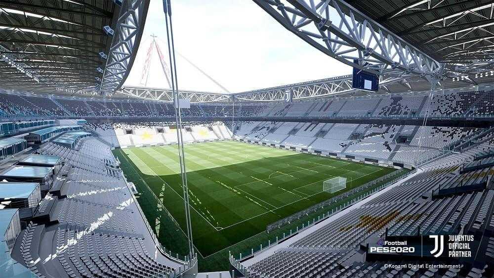 NP: Konami firma un acuerdo exclusivo con la Juventus F.C.