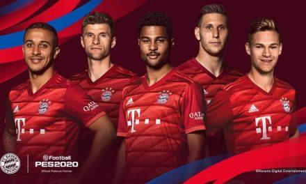 NP: Konami anuncia un acuerdo oficial con el FC Bayern