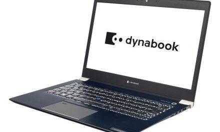 NP: Los primeros portátiles Dynabook llegan a Europa
