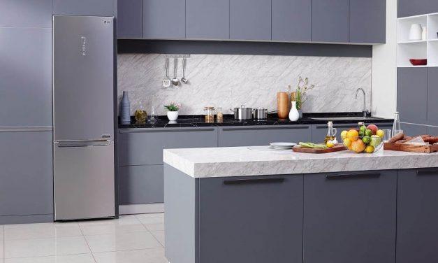 NP: Nuevos frigoríficos de LG: Máxima eficiencia del mercado con la mayor capacidad y frescura para guardar los alimentos en verano