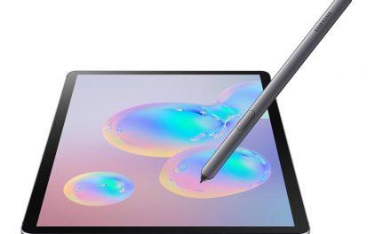 NP: Samsung presenta la Galaxy Tab S6: un nuevo tablet para ofrecer más productividad y creatividad