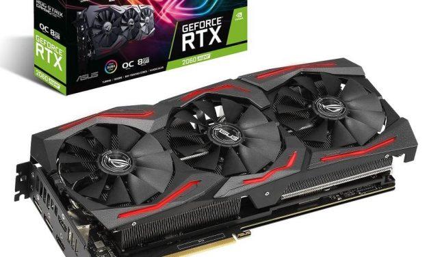 NP: ASUS presenta las series de gráficas ROG Strix, ASUS Dual EVO y ASUS Turbo EVO GeForce RTX 20 SUPER