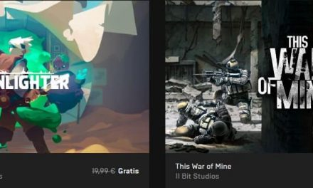 This War of Mine y Moonlighter de forma totalmente gratuita en Epic Games Store