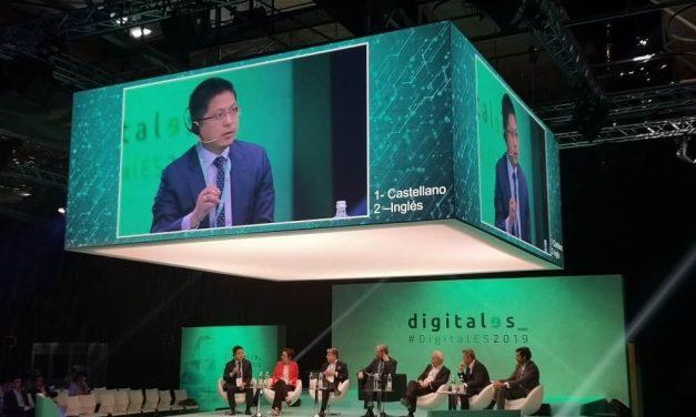 NP: Huawei presenta su visión del futuro digital basado en la innovación y la colaboración entre los miembros de la industria