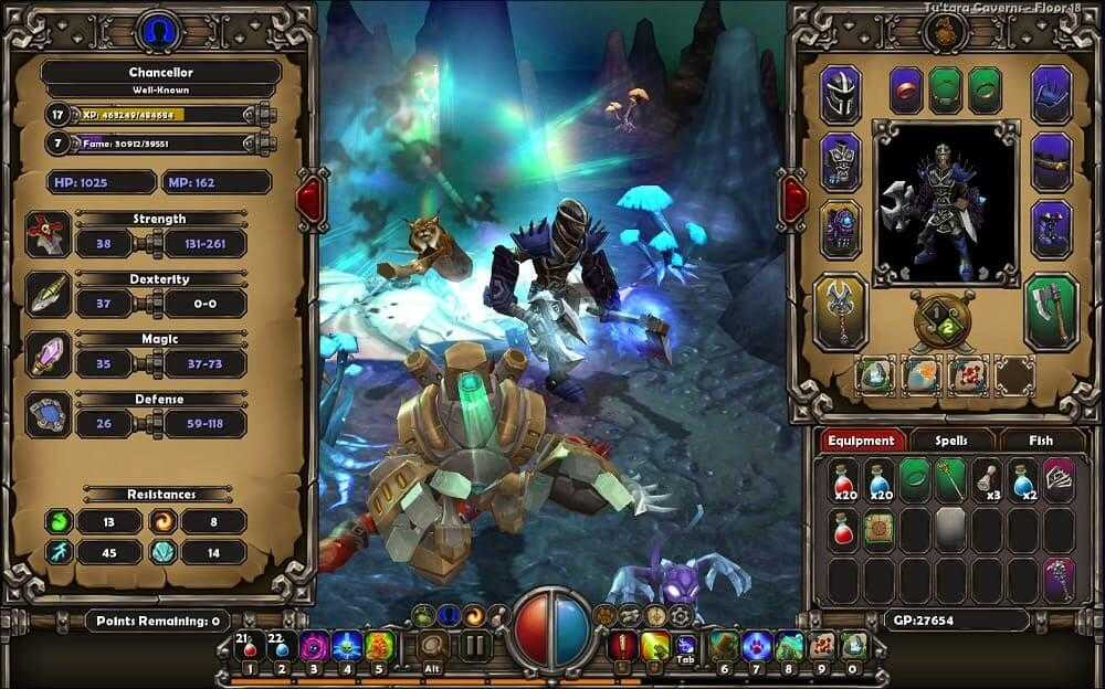 Torchlight disponible de forma gratuita en Epic Games Store