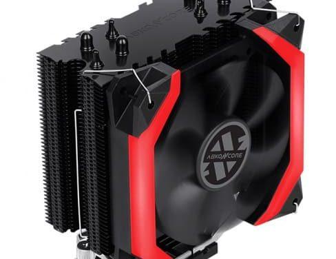 X2 lanza su nuevo y eficiente disipador CoolStorm T402B Spider Red