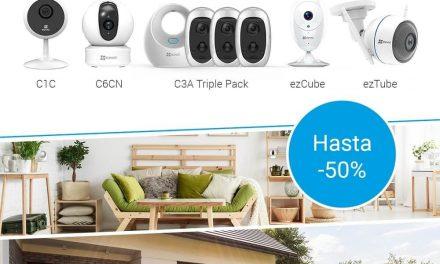 NP: EZVIZ, marca referente en seguridad para el hogar, lanza cuantiosos descuentos en sus productos durante los amazon Prime Days