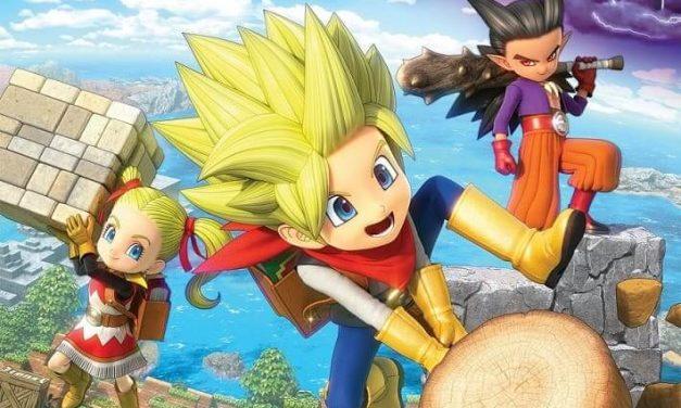 NP: Disponible la Mega Demo de Dragon Quest Builders 2 en Steam
