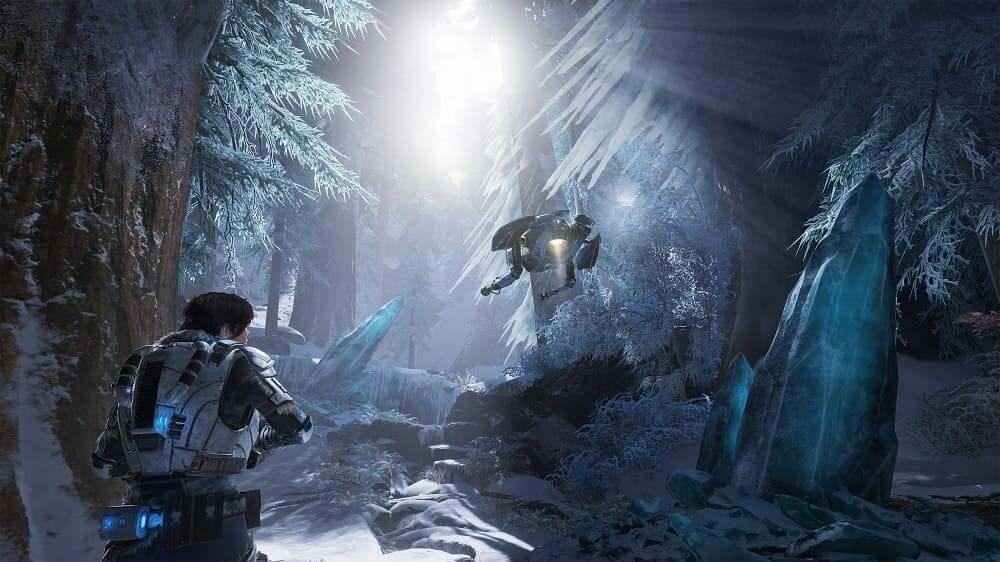 Gears of War 5 muestra sus requisitos en PC