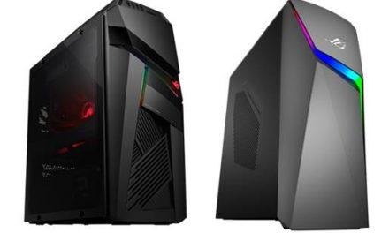NP: ASUS Republic of Gamers lanza los Strix GL12CX y GL10CS