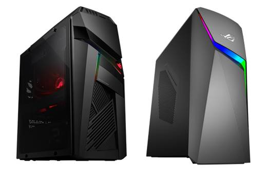 NP: ASUS Republic of Gamers lanza los Strix GL12CX y GL10CS