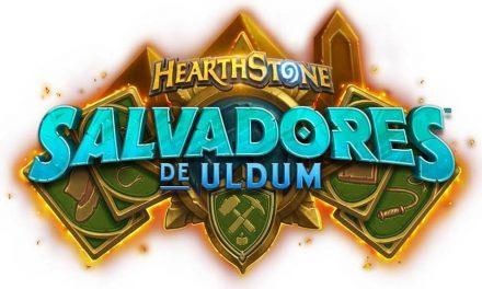 NP: Embárcate en una épica expedición de Hearthstone en Salvadores de Uldum, ya disponible