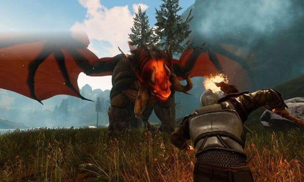 NP: Doma y vuela con tu propio Dragón en Citadel: Forged With Fire