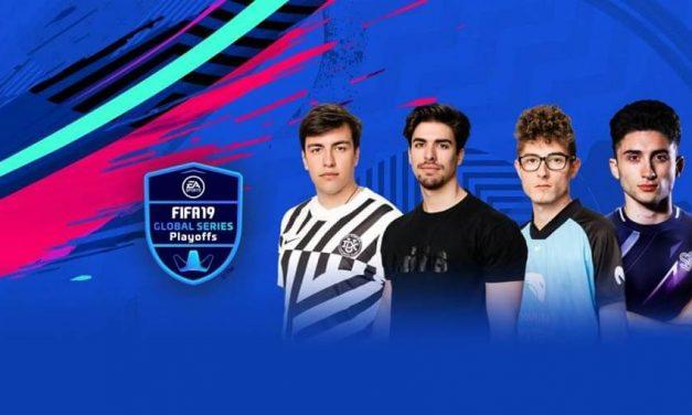 NP: Cuatro jugadores españoles disputan este fin de semana los Playoffs de los FIFA19 Global Series