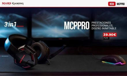 NP: Nuevo combo MCPPRO – Combo gaming profesional 3 en 1