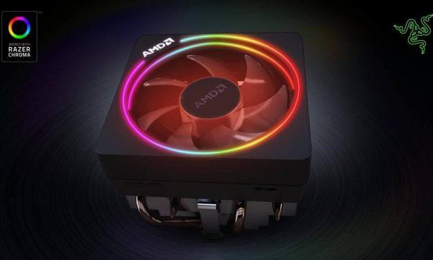NP: Ilumina tu ventilador AMD Wraith Prism usando Razer Chroma