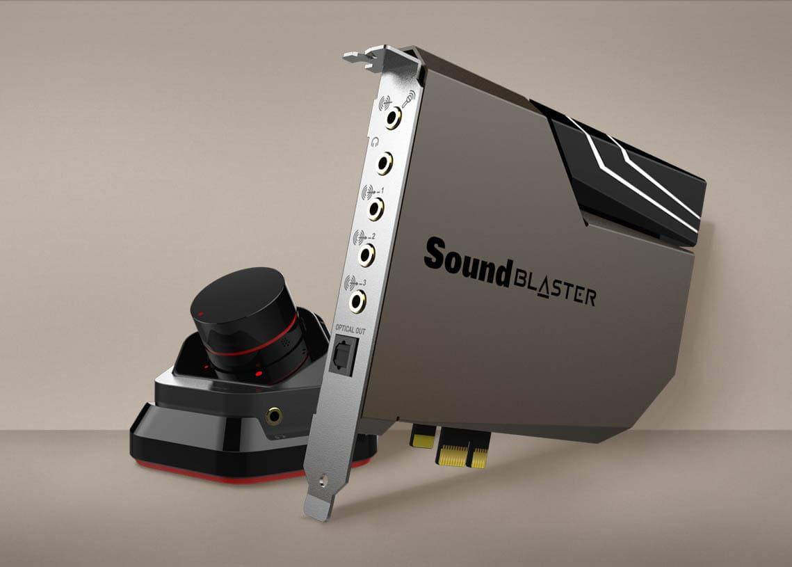 NP: Creative Sound Blaster: 30 años revolucionando el audio