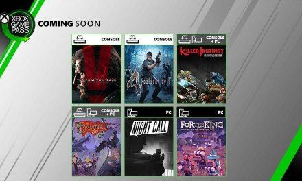 NP: Metal Gear Solid V: The Phantom Pain, Resident Evil 4 y más, próximamente en Xbox Game Pass