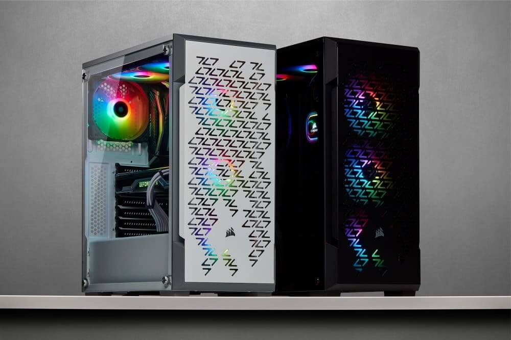 NP: CORSAIR lanza el chasis inteligente CORSAIR iCUE 220T RGB Airflow y los ventiladores iCUE SP RGB PRO