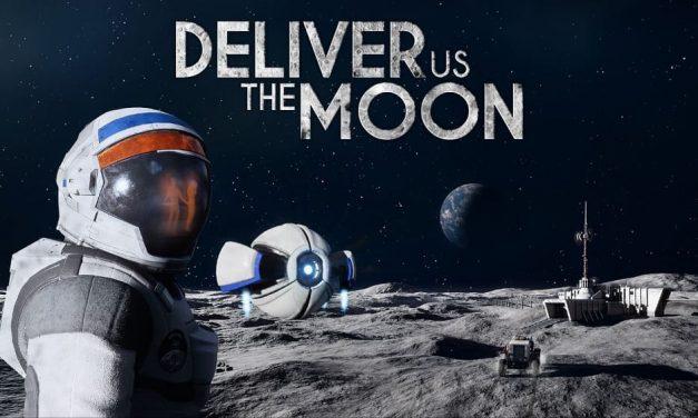 NP: Deliver Us The Moon se lanza como un cohete hacia PlayStation 4 y Xbox One