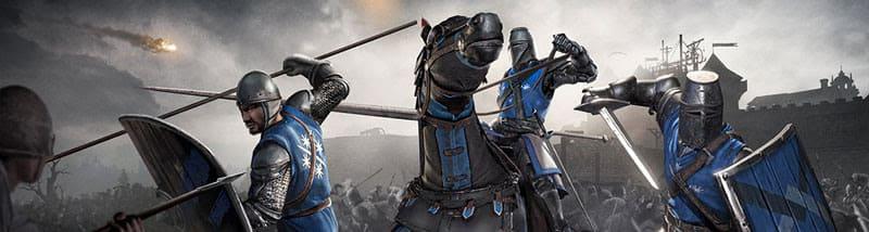 """NP: Actualización """"Knights & Squires"""" de Conqueror's Blade"""