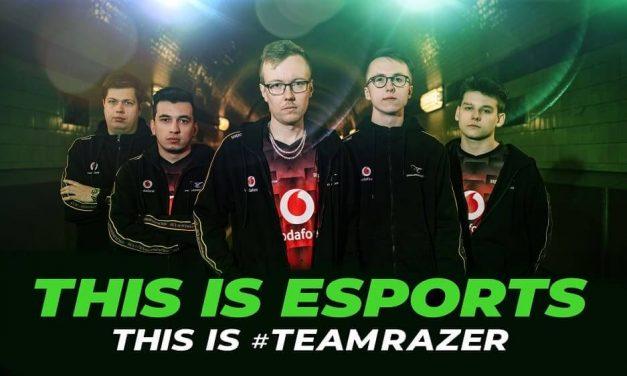 NP: Mousesports se une al Team Razer en una nueva alianza estratégica