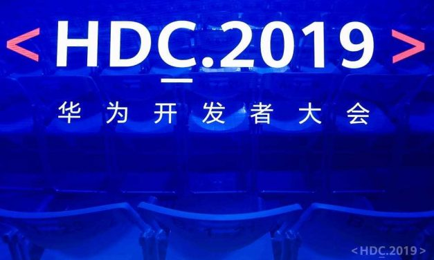 NP: HUAWEI Developer Conference 2019