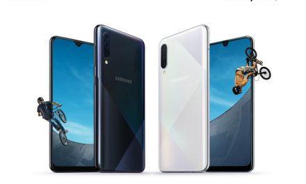 NP: Samsung vuelve a sorprender en la gama media con el lanzamiento del nuevo Galaxy A30s