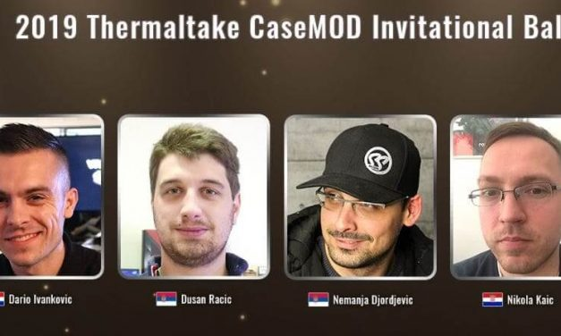 NP: 2019 Thermaltake CaseMOD Invitational Balkans
