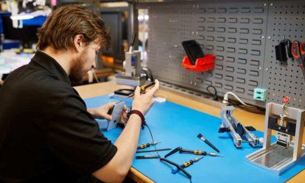 NP: Apple ofrece a los clientes aún más opciones seguras y fiables para sus reparaciones