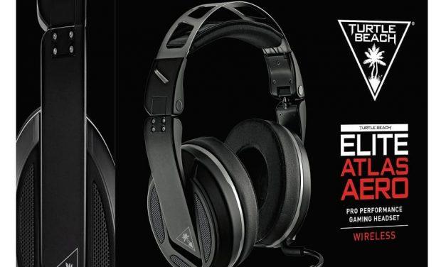 NP: Turtle Beach anuncia para Gamescom 2019 los innovadores auriculares inalámbricos de gaming para PC Elite Atlas Aero y el potenciador de sonido para PC Atlas Edge