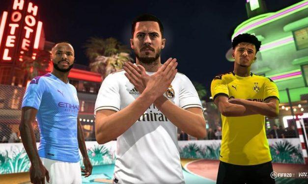 NP: EA SPORTS ofrece nuevos detalles de VOLTA, el nuevo modo de fútbol urbano de FIFA 20