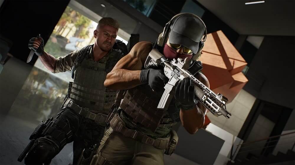 NP: Conviértete en cazador o en presa en Ghost War, el modo PvP de Tom Clancy's Ghost Recon Breakpoint
