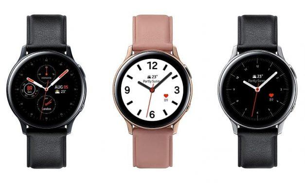 NP: Galaxy Watch Active2 ofrece al usuario nuevas funcionalidades de Bixby y Samsung Pay
