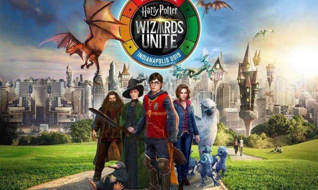 NP: Revelados los detalles del Harry Potter: Wizards Unite Fan Festival