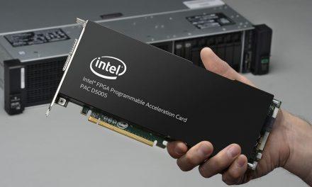 NP: Intel amplía la aceleración de la carga de trabajo con Hewlett Packard Enterprise en una nueva tarjeta de aceleración programable