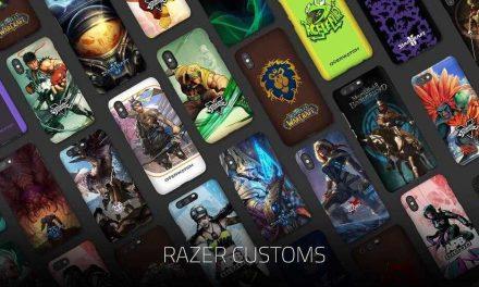 NP: Crea un estilo para tu móvil con Razer Customs