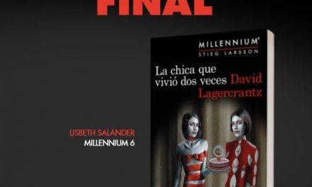 NP: La chica que vivió dos veces, la entrega final de Millennium, en exclusiva en formato audiolibro en Storytel