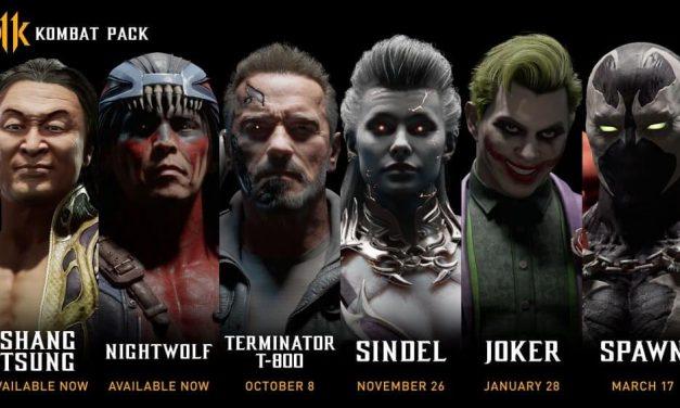 NP: Desvelados dos nuevos personajes del Kombat Pack de Mortal Kombat 11: Terminator T-800 y el Joker
