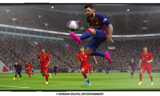 NP: Konami anuncia la versión para móvil de eFootball PES 2020 que se lanzará en octubre