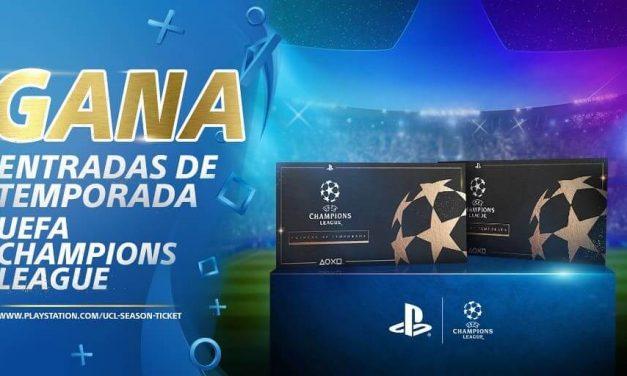 NP: PlayStation regala dos abonos de temporada para la UEFA Champions League 19/20