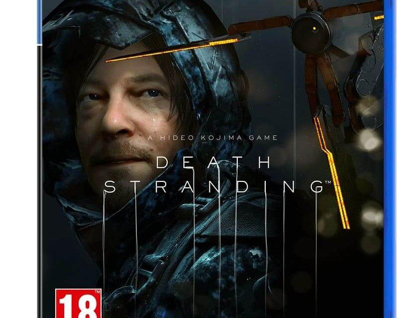 NP: El esperado Death Stranding ya está disponible para PlayStation 4