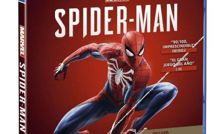 NP: Marvel's Spider-Man: Game of the Year Edition, ya disponible