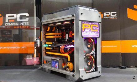 NP: PcComponentes crea un PC exclusivo para gamers con motivo del Día Mundial de los Videojuegos