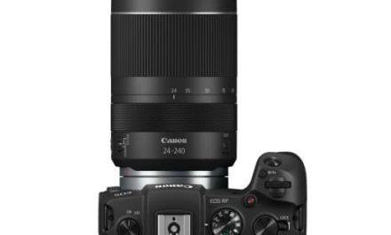 NP: Canon lanza una actualización de firmware para la EOS R y EOS RP para ampliar la compatibilidad de los objetivos y mejorar la calidad de imagen